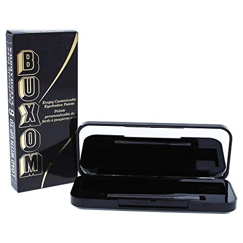 Buxom - Buxom Empty Customizable Eyeshadown Palette - 1 Pc Empty Case