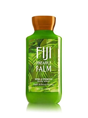 Bath & Body Works - Bath & Body Works Shea & Vitamin E Lotion Fiji Pineapple Palm