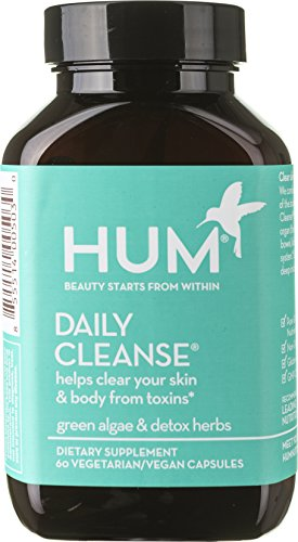 HUM - Daily Cleanse, 60 Vegan Capsules