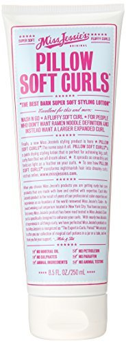 Miss Jessie's Miss Jessie's A Super Soft Styling Lotion Pillow Curls 8.5 OZ by Miss Jessies