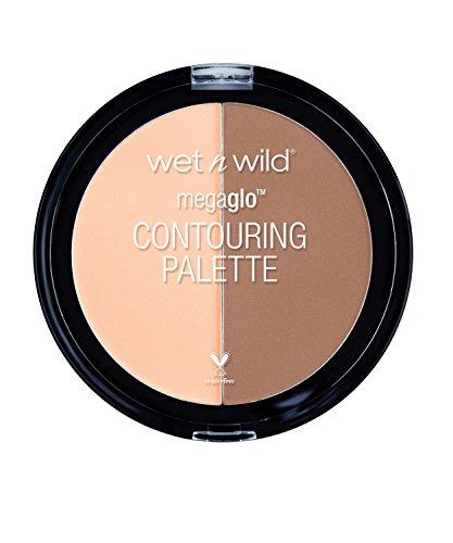 Wet 'n Wild MegaGlo Contouring Palette, Dulce De Leche