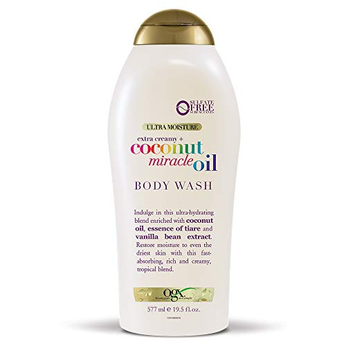 OGX - OGX Extra Creamy + Coconut Miracle Oil Ultra Moisture Lotion, 19.5 Ounce