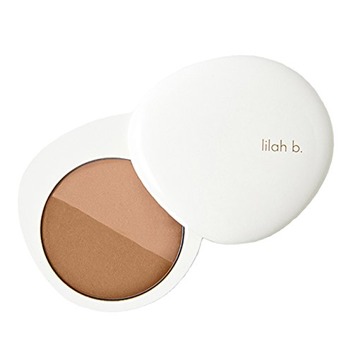 lilah b. - Bronzed Beauty Bronzer Duo B.Sun-Kissed