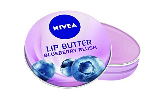 Nivea - Lip Butter Blueberry Blush Soft Lips