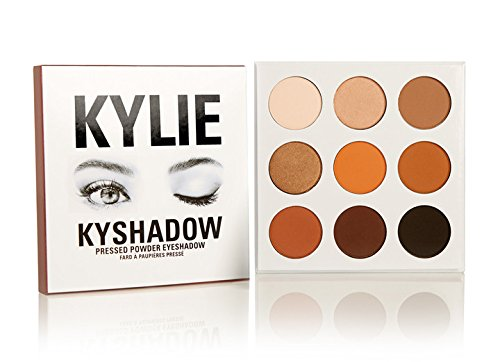 eyeshadow - Kylie Cosmetics Kyshadow The Bronze Palette
