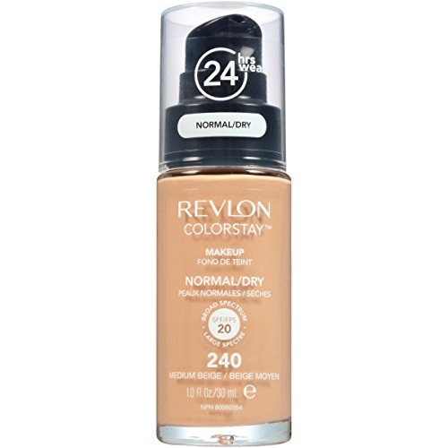 Revlon - Revlon ColorStay Makeup For Normal/Dry Skin, Medium Beige