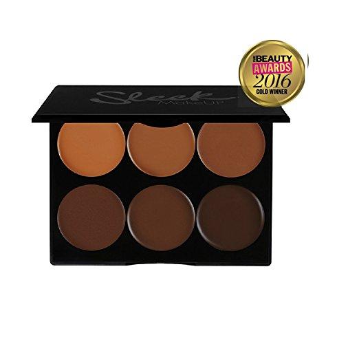Sleek Make Up - Contour and Highlighting Makeup Kit