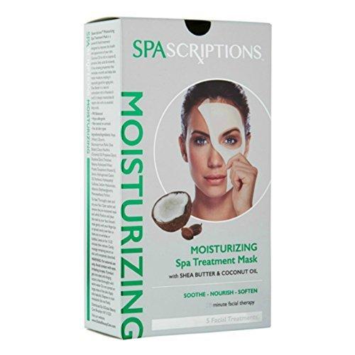 SPAScriptions - Moisturizing SPA Treatment Mask