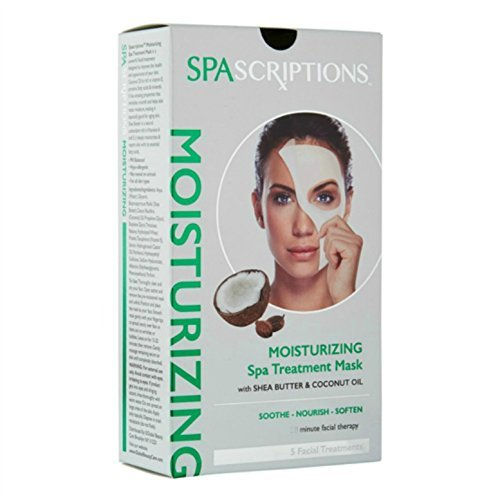 SPAScriptions - Moisturizing SPA Treatment Mask