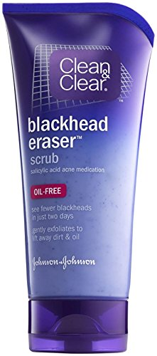 Clean & Clear - Clean and Clear Blackhead Eraser Scrub Unisex, 5 Ounce