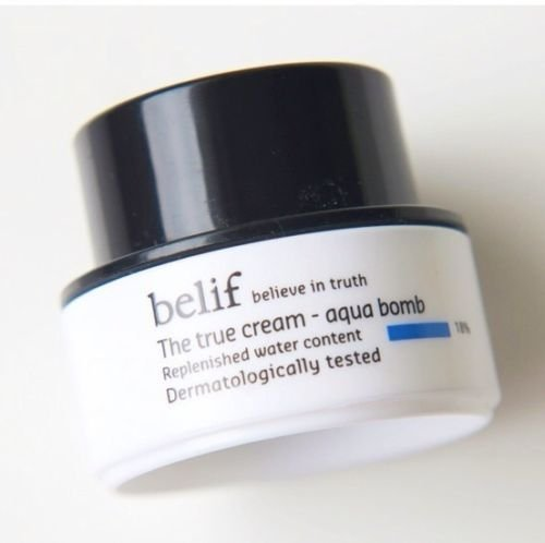 belif - belif The True Cream Aqua Bomb Deluxe Sample Trial Size 10ml 0.34 fl Oz