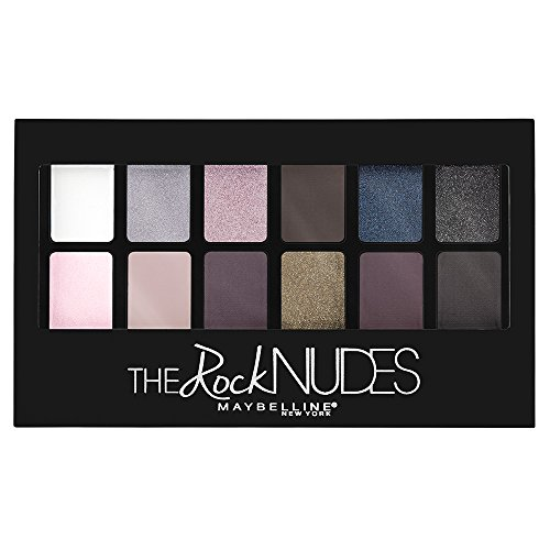 Maybelline New York - Maybelline New York The Rock Nudes Palette, 0.35 Ounce