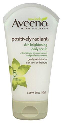 Aveeno - Positively Radiant Brightening Daily Scrub