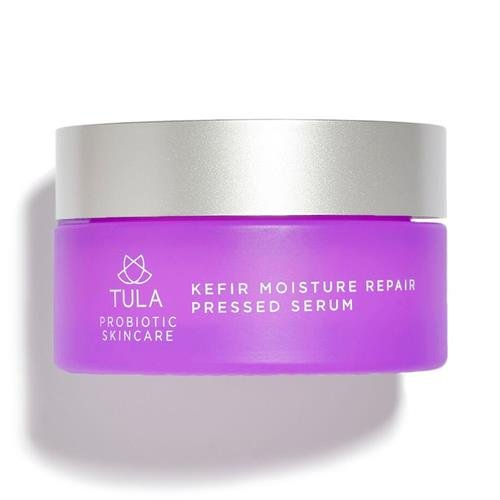 TULA Skin Care - TULA Probiotic Skin Care Kefir Moisture Repair Pressed Oil, 1 oz. - Deeply Rejuvenating Serum, Soften Lines and Wrinkles