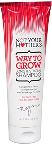 Not Your Mother's - Not Your Mother's Way to Grow Long & Strong Shampoo 8 oz (Pack of 5)