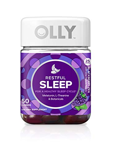 Olly - Restful Sleep Gummy Supplement