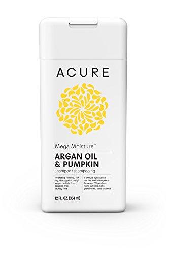 Acure - Mega Moisture Shampoo, Argan