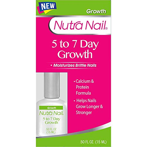Nutra Nail - Nutra Nail 5 To 7 Day Nail Growth Care With Calcium (Value Pack of 5)