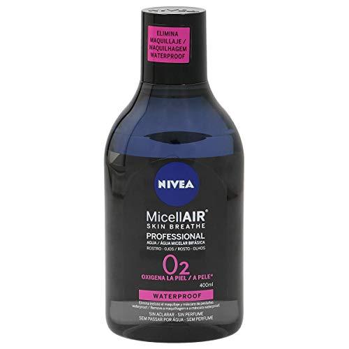 Nivea - Nivea MicellAIR PROFESSIONAL Micellar Water Face Cleansing - Sensitive skin 400 ml