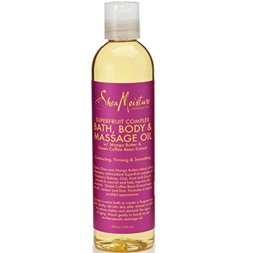 Shea Moisture - SheaMoisture 8 oz SuperFruit Complex Bath, Body & Massage Oil
