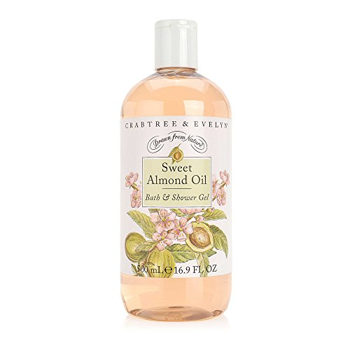 Crabtree & Evelyn - Crabtree & Evelyn Bath and Shower Gel, 16.9 Fl Oz
