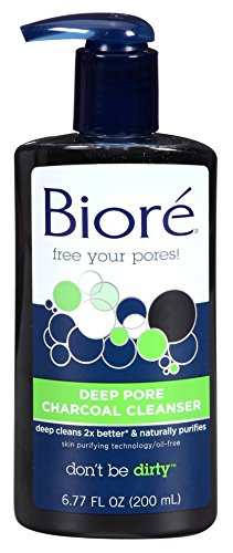 Bioré - Deep Pore Charcoal Cleanser