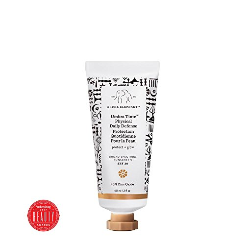 Drunk Elephant Drunk Elephant Umbra Tinte Physical Daily Defense - Tinted Moisturizer and Broad Spectrum SPF 30 Sunscreen (2 oz)