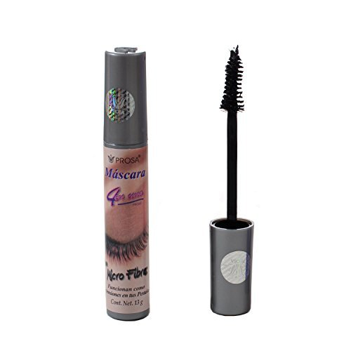Prosa - Prosa Mascara 4 En 1 Con Micro Fibras Made In Mexico