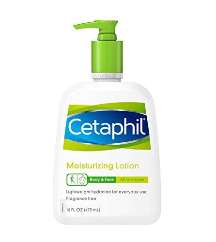 Cetaphil - Cetaphil Fragrance Free Moisturizing Lotion