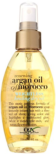 Organix - Moroccan Argan Oil Weightless Dry Oil