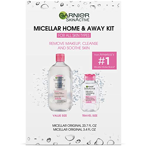 Garnier - Skinactive Micellar Home and Away Kit