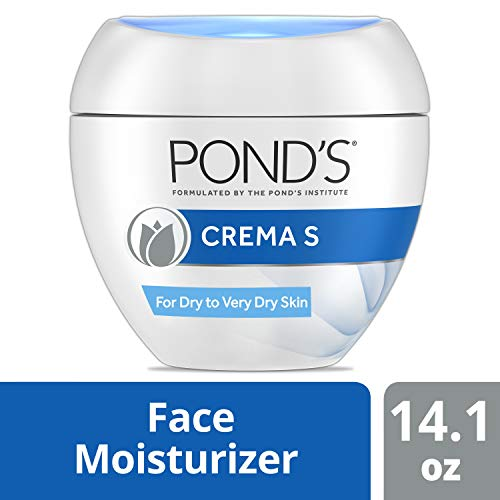 PONDS FACE - Pond's Face Cream, Crema S, 14.1 oz