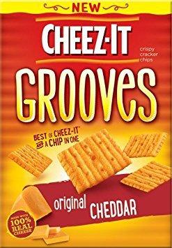 Sunshine - CHEEZ-ITS Groves Original Cheddar, 9 oz