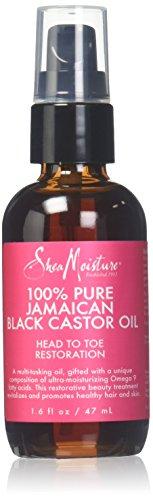 Shea Moisture - Pure Jamaican Black Castor Oil