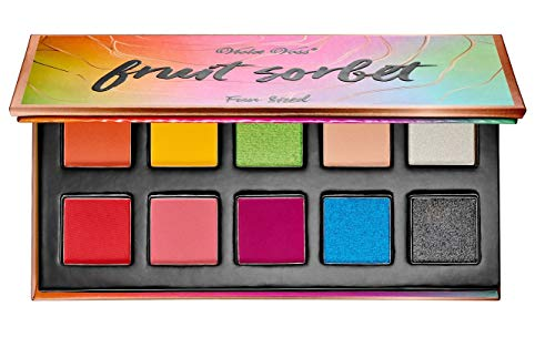 Violet Voss - Mini Eyeshadow Palette, Fruit Sorbet