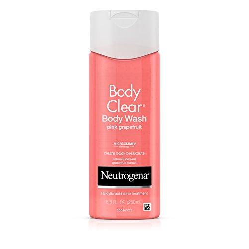 Neutrogena - Body Clear Body Wash with Salicylic Acid Acne