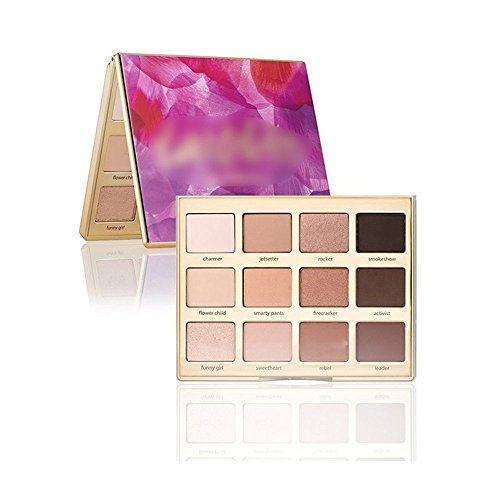 t - tarte Tartelette In Bloom Clay Eyeshadow Palette.SIZE 12 x 0.053 oz.100% Authentic