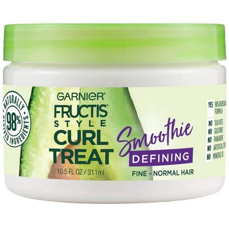 Garnier Fructis  Curl Treat Defining Smoothie