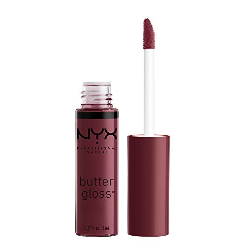 NYX - NYX PROFESSIONAL MAKEUP Butter Gloss, Devil's Food Cake, 0.27 Ounce