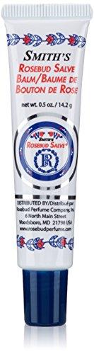 Rosebud - Smith's Rosebud Salve Balm Tube 0.5 Oz - Lot of 3