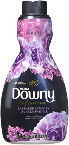 Downy - Downy Ultra Infusions Liquid Fabric Softener, Lavender Serenity, 41 Ounce (Pack of 2)