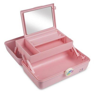 Caboodles - Caboodles Classic Caboodles On the Go Girl Case Millennial Pink Millenial Pink