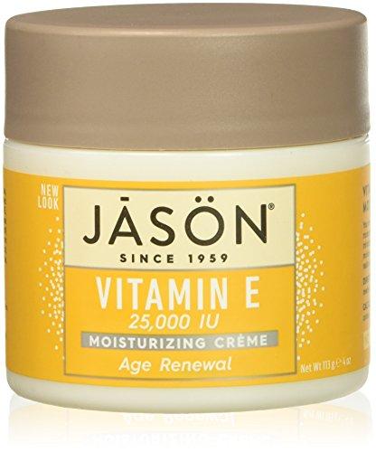Jason - JASON Age Renewal Vitamin E 25,000 IU Moisturizing Crème, 4 oz. (Packaging May Vary)