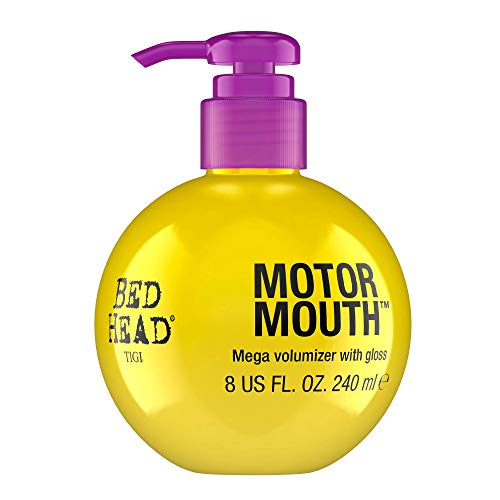 TIGI Cosmetics - TIGI Bed Head Motor Mouth Mega Volumizer with Gloss for Unisex, 8 Ounce