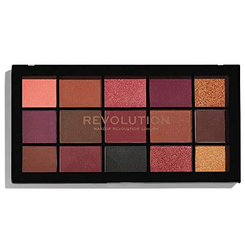 Makeup Revolution - Makeup Revolution Eyeshadow Palette, Reloaded Neutrals 3