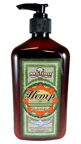 Malibu Tan - Dry Skin Hemp Body Lotion