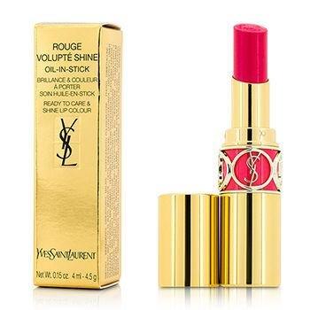 Yves Saint Laurent - Rouge Volupte Shine Oil-in-stick Lipstick, Rose Saint Germain