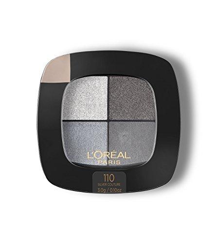 L'Oreal Paris - L'Oréal Paris Colour Riche Eye Pocket Palette Eye Shadow, Silver Couture, 0.1 oz.