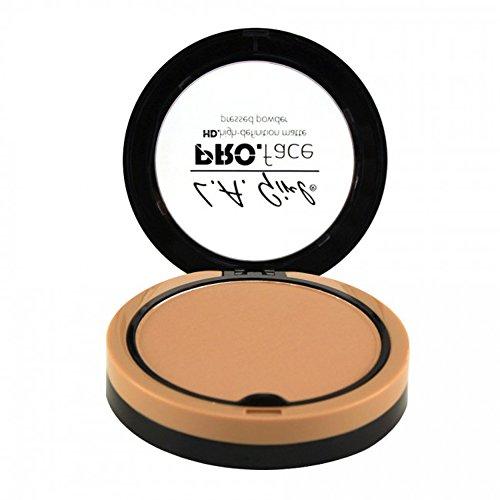 L.A. Girl - HD Pro Face Matte Pressed Powder, Warm Honey