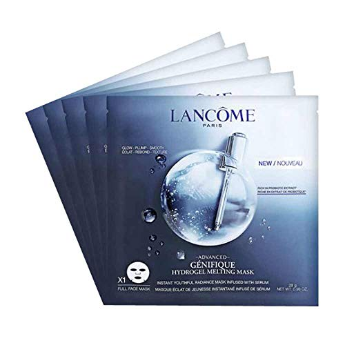 LANCOME PARlS Lancome Genifique Hydrogel Melting Mask 5pcs